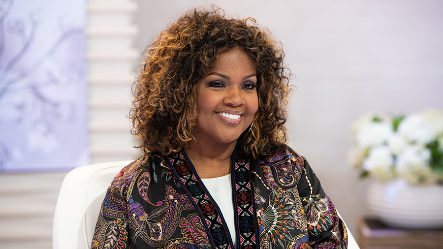 CeCe Winans on Better Together set
